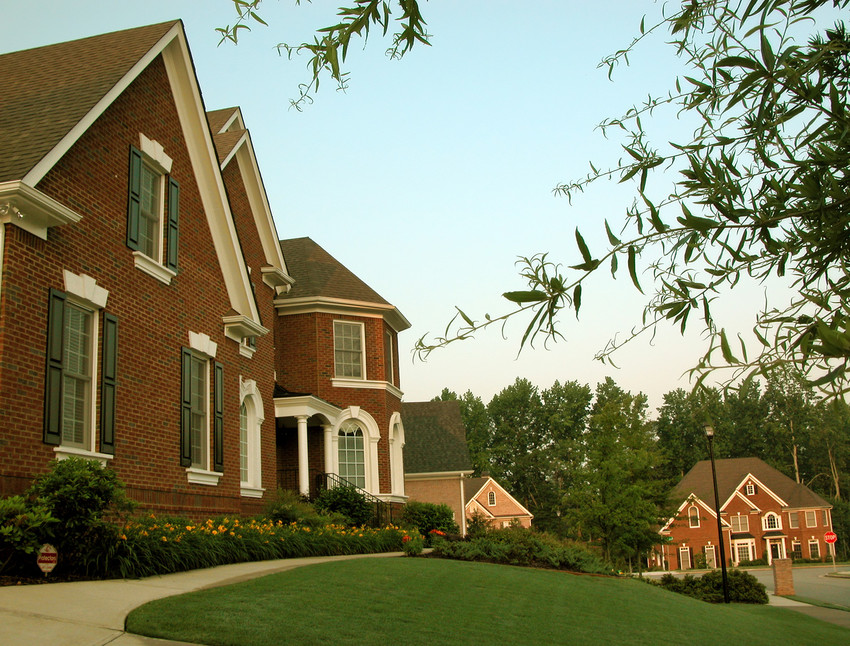 brick luxury home for sale in westerville
