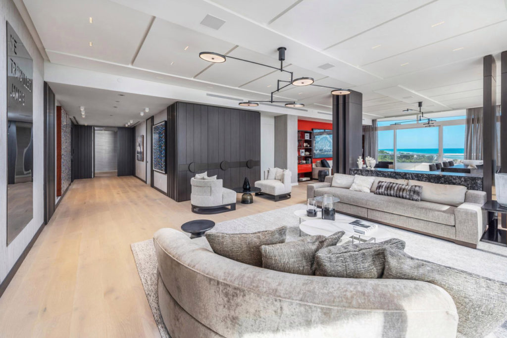 celebrity home of the month kanye west miami condo